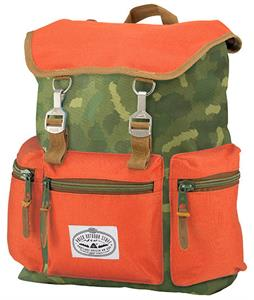 Poler Roamers Pack Backpack Camo/Orange
