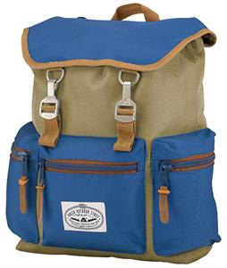 Poler Roamers Pack Backpack Olive/Navy