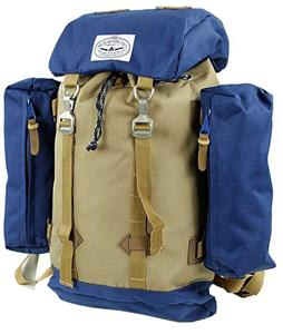 Poler Rucksack Backpack Olive/Navy