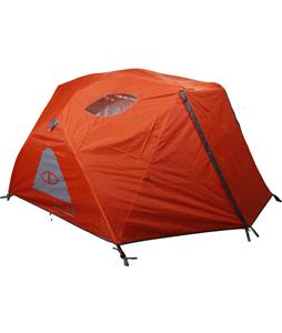 Poler Two Man Tent Orange