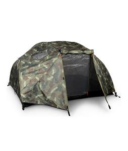 Poler Two Man Tent Green Furry Camo