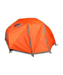Poler Two Man Tent Grey/Burnt Orange