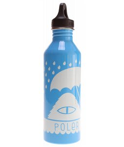 Poler X Mizu Water Bottle Ocean Blue