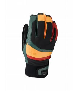 Pow Tanto Gloves Rasta