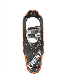 Powderidge Crest 36 Snowshoes Black
