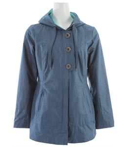 Prana Abby Jacket Blue Jean
