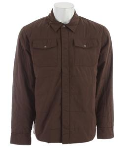Prana Belay Jacket Brown