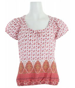 Prana Gigi Shirt Coral