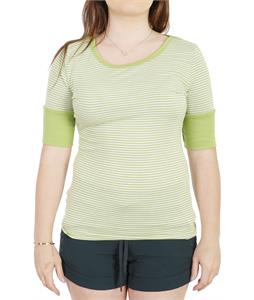 Prana Gina Shirt Spinach