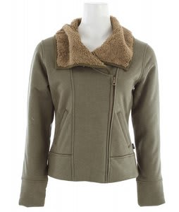 Prana Grace Jacket Olive