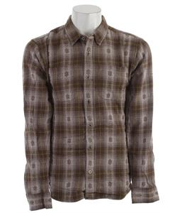 Prana Hickory Flannel Espresso