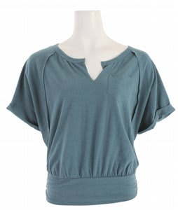 Prana Jessica Shirt Hydro Heather