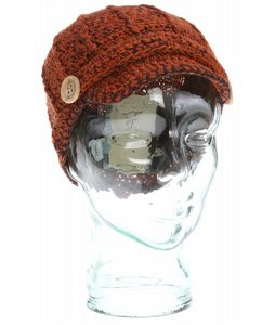 Prana Jordy Visor Beanie Espresso
