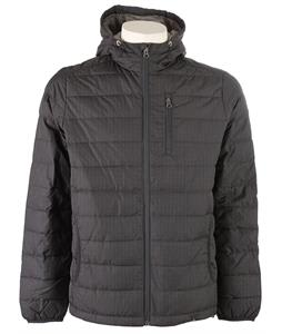 Prana Lasser Snowboard Jacket Charcoal