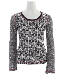 Prana Lisette L/S Top Black