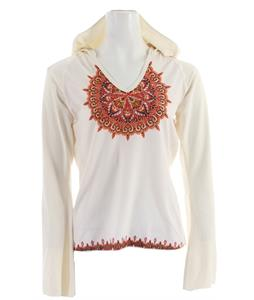 Prana Petra Hoodie Winter Medallion