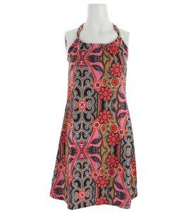 Prana Quinn Dress Coral Malibu