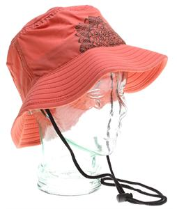 Prana Sally Sun Hat Burnt Orange
