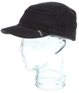 Prana Shae Cadet Hat Black