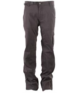 Prana Stretch Zion 32in Pants Charcoal
