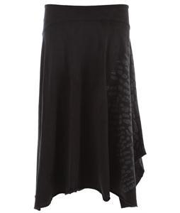 Prana Sublime Skirt Black