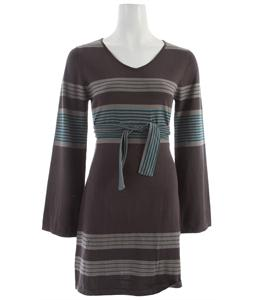 Prana Sydney Sweater Dress Coal