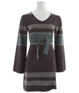 Prana Sydney Sweater Dress Coal