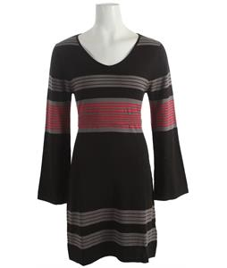 Prana Sydney Sweater Dress Black