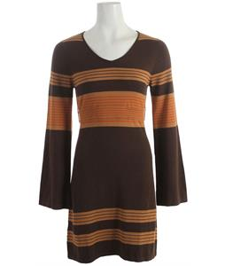 Prana Sydney Sweater Dress Espresso