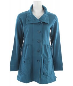 Prana Sylvie Jacket Blue Spruce