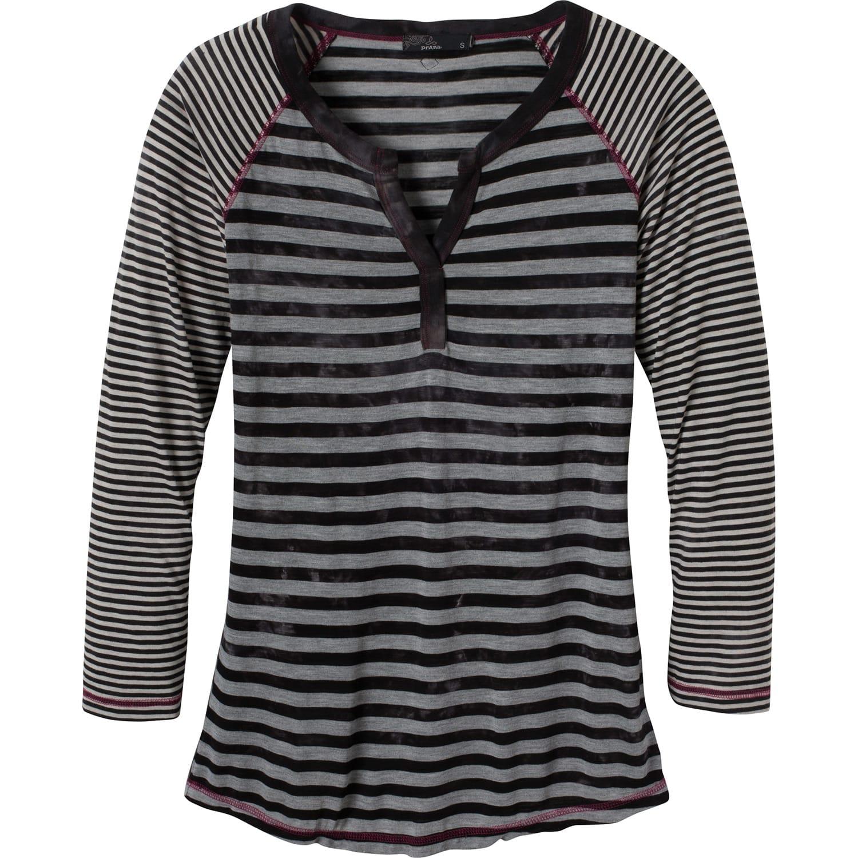 On sale prana zoe henley shirt womens up to 55 off for Prana women s shirts
