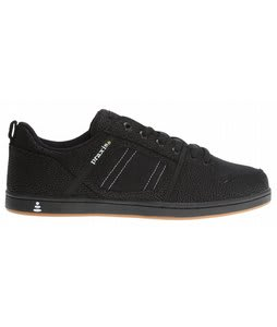 Praxis Core Skate Shoes Black Hemp/Synthetic