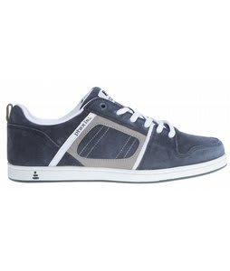 Praxis Core Skate Shoes Navy Suede