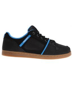 Praxis Core Skate Shoes Black Suede