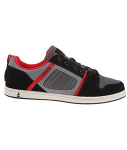 Praxis Core Skate Shoes Black/Grey