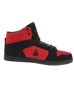 Praxis Elemental Skate Shoes Red/Black