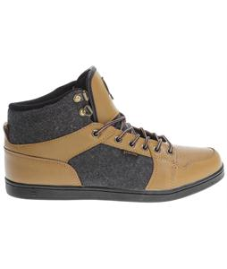 Praxis Elemental Skate Shoes Brown/Grey