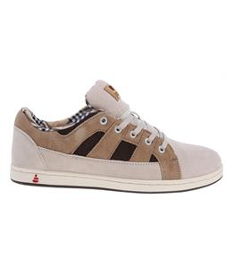 Praxis Ethos Skate Shoes Brown/Beige