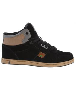Praxis Freestyle Skate Shoes Black