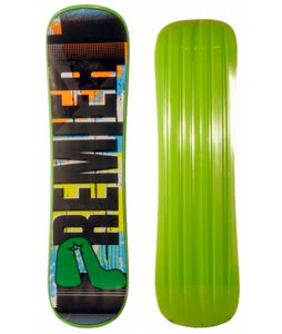 Premier Green Pea Snowskate