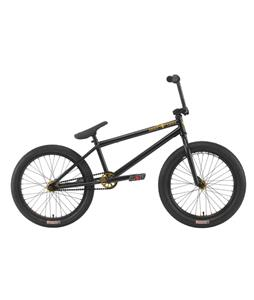 Premium Duo BMX Bike Black 20in
