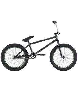 Premium Duo BMX Bike Metallic Grey 20in/21in Top Tube