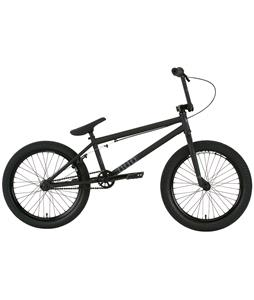 Premium Duo  BMX Bike Matte Metallic Black 20in