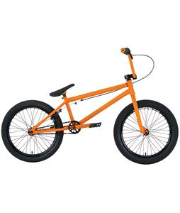 Premium Duo 21In BMX Bike Matte Orange 20