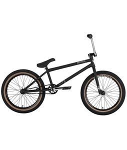 Premium Duo BMX Bike Matte Black 20in/20.5in Top Tube