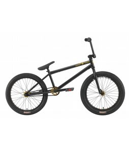Premium Duo BMX Bike Sg Black 20in