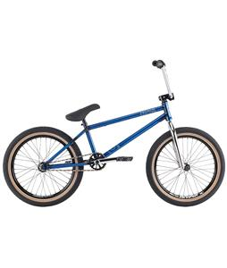 Premium Duo BMX Bike Trans Blue 20in/21in Top Tube