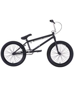 Premium Inception 21In BMX Bike Matte Black 20