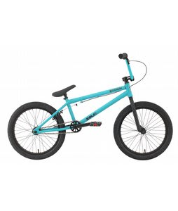 Premium Solo BMX Bike Matte Seafoam 20