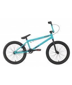 Premium Solo BMX Bike Matte Seafoam 20in